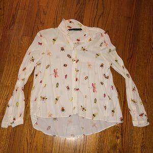Button Down Bug Shirt!!!